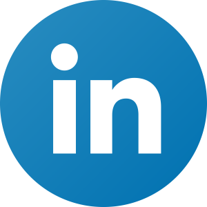 linkedin icon logo png transparent 300x300