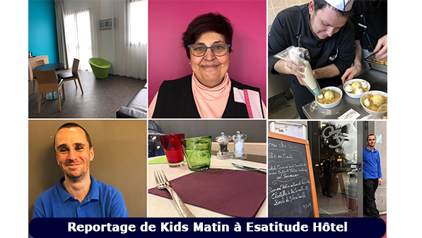 Home reportage Kids Matin avril2019