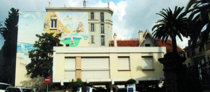 Centre d'Accueil de Jour Ouest Azur Site L'Escapade, Cannes