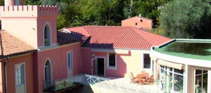 Etablissement d'aide par le travail : ESATITUDE Riviera Nice-Menton, Site Menton