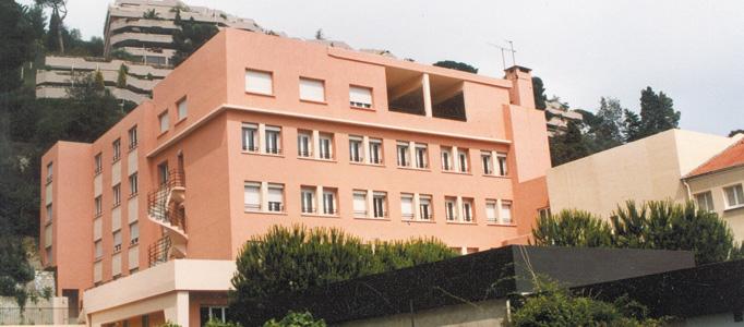 Foyers d'Hébergement et de Vie Riviera Nice-Menton, Site La Madeleine, Nice