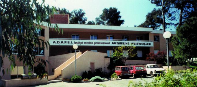 Section d'initiation et de première formation professionnelle (SIPFP) Jacqueline Weisweiller, Antibes